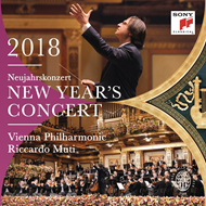 New Years Concert 2018 (DVD)