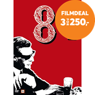 Produktbilde for 8 1/2 (DVD)