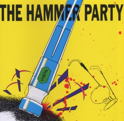 The Hammer Party (CD)