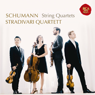 Schumann: The String Quartets (CD)