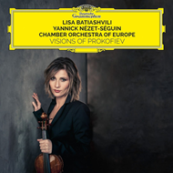 Produktbilde for Lisa Batiashvili - Prokofiev: Violin Concertos (CD)