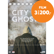 Produktbilde for City Of Ghosts (DVD)