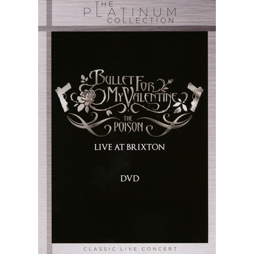 Bullet For My Valentine - The Poison Live At Brixton (UK-import) (DVD)