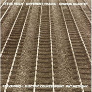 Different Trains/Electric Counterpoint (CD)