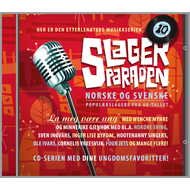Produktbilde for Slagerparaden 10 (CD)