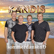 Produktbilde for Sommerdansen 6 (CD)