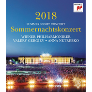 Sommernachtskonzert 2018 / Summer Night Concert 2018 (BLU-RAY)