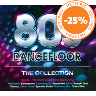 Produktbilde for 80s Dancefloor - The Collection (3CD)