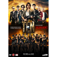 Ten: The Secret Mission (DVD)