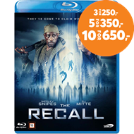 Produktbilde for The Recall (BLU-RAY)