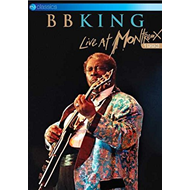 Produktbilde for B.B. King - Live At Montreux 1993 (DVD)