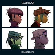 Demon Days (VINYL - 2LP)