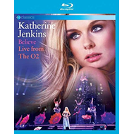 Katherine Jenkins - Believe: Live From The O2 (BLU-RAY)