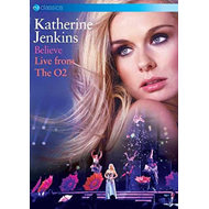 Katherine Jenkins - Believe: Live From The O2 (DVD)