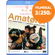 Produktbilde for Amatører (BLU-RAY)