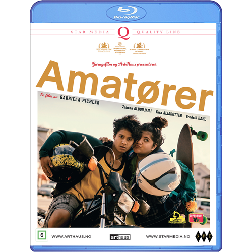 Amatører (BLU-RAY)