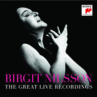 Birgit Nilsson - The Great Live Recordings (31CD)