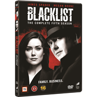 The Blacklist - Sesong 5 (DVD)