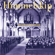 Produktbilde for Himmelskip (CD)