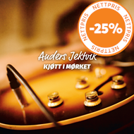 Produktbilde for Kjøtt I Mørket (CD)