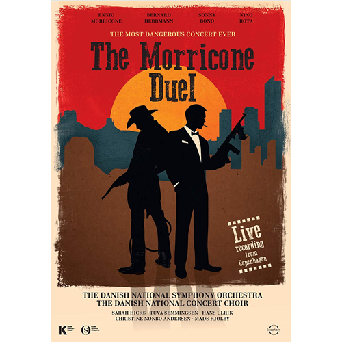 The Morricone Duel - The Most Dangerous Concert Ever (BLU-RAY)