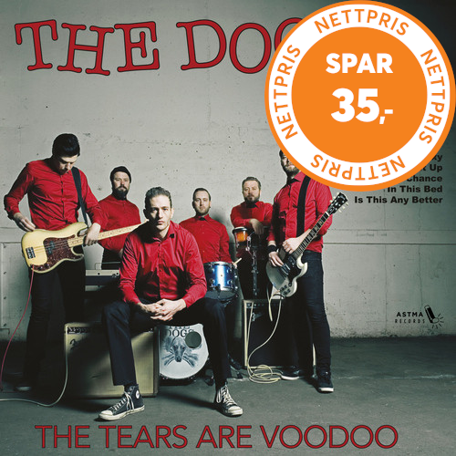 The Tears Are Voodoo (CD)