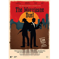 Produktbilde for The Morricone Duel - The Most Dangerous Concert Ever (DVD)