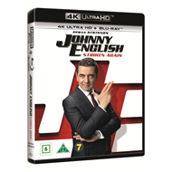 Johnny English Strikes Again (4K Ultra HD + Blu-ray)