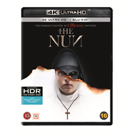 Produktbilde for The Nun (4K Ultra HD + Blu-ray)