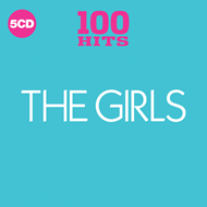 100 Hits - The Girls (5CD)