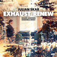 Skar: Exhaust And Renew (CD)