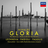 Vivaldi: Gloria, RV 589 (CD)