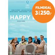 Produktbilde for Happy End (DVD)