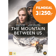 Produktbilde for The Mountain Between Us (DVD)