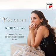 Nuria Rial - Vocalise (CD)