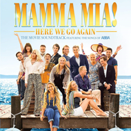 Mamma Mia! - Here We Go Again: The Movie Soundtrack Featuring The Songs Of ABBA (VINYL - 2LP)