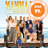 Produktbilde for Mamma Mia! - Here We Go Again: The Movie Soundtrack Featuring The Songs Of ABBA (VINYL - 2LP)
