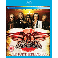 Aerosmith - Rock For The Rising Sun: A Concert Film Event (UK-import) (BLU-RAY)