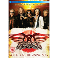 Aerosmith - Rock For The Rising Sun: A Concert Film Event (DVD)