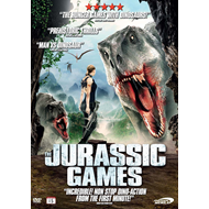 The Jurassic Games (DVD)