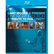Gary Moore - One Night In Dublin: A Tribute To Phil Lynott (UK-import) (BLU-RAY)