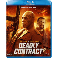 Deadly Contract (BLU-RAY)