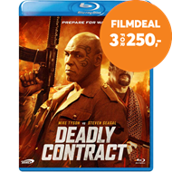 Produktbilde for Deadly Contract (BLU-RAY)
