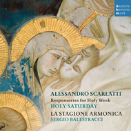 Scarlatti: Easter Responsori Of The Holy Week - The Holy Saturday (CD)