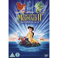 The Little Mermaid 2 - Return To The Sea (UK-import) (DVD)