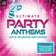 Ultimate...Party Anthems (4CD)