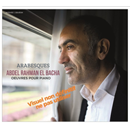 Abdel Rahman El Bacha - Arabesques (CD)