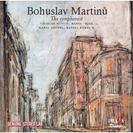 Martinu: The Symphonist (CD)