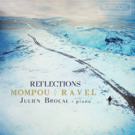 Julien Brocal - Reflections (CD)