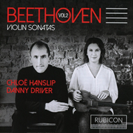 Beethoven: Violin Sonatas, Vol. 2 (CD)